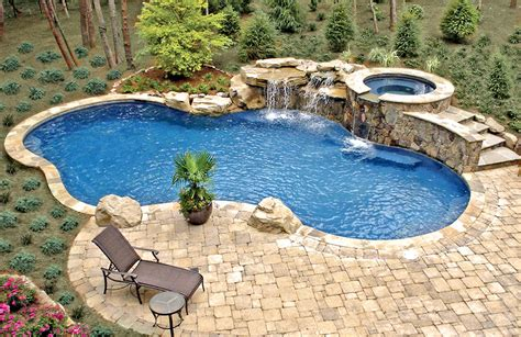 Pool Ideas For Small Backyard Swimming Pool Ideas For A Small Backyard 43 Besideroom