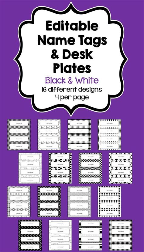 desk plates for students 1000 ideas about desk name plates on