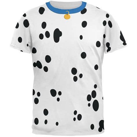 dalmatian costume dalmatian costume blue collar all t shirt dalmatian costume