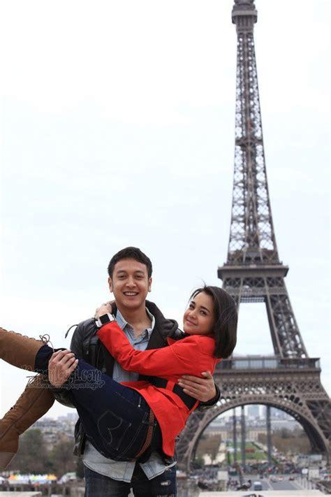 foto michelle ziudith di film love in paris kapanlagi com foto michelle ziudith dimas anggara ini