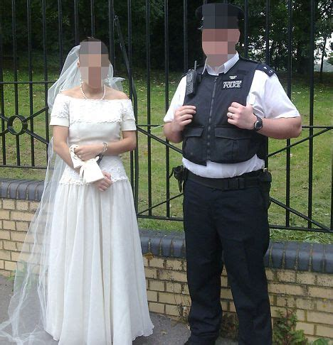 Wedding Arrested by Pictured The Moment Was Arrested On Wedding Day
