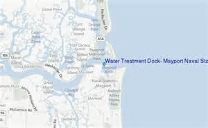 mayport florida map water treatment dock mayport naval station st johns