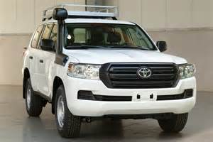 Toyota Land Cruiser Toyota Land Cruiser 200 Gx Cps Africa