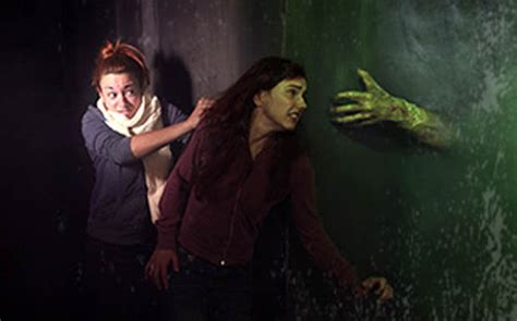 Cabin In The Woods Thorpe Park by Thorpe Park Fright A Terrifying Trip Even For Hardy Halloweeners Daily
