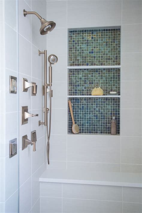 Bathroom Shower Niche Best 25 Shower Niche Ideas On