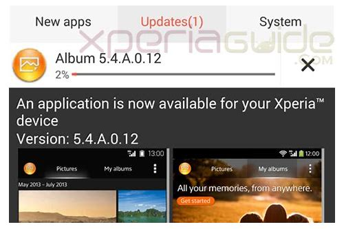 update center herunterladen sony apk for kitkat
