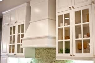 Glass cabinet door kitchen bath remodeling fairfax va