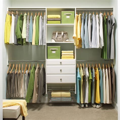 closet organizer home depot closet organization made simple by martha stewart living