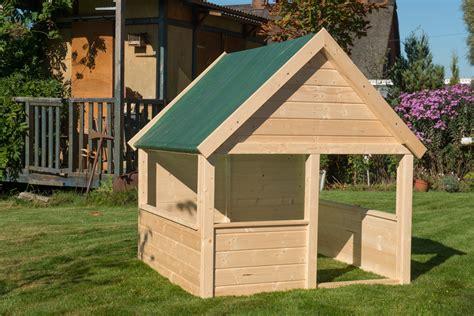 Spielhaus Bauen Anleitung by Bauanleitung Holz Spielhaus Bvrao