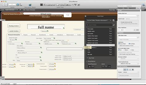 filemaker layout exles filemaker 13 more polished but pricey tidbits