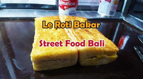 Toaster Roti Bakar food bali roti bakar toast grille bali une