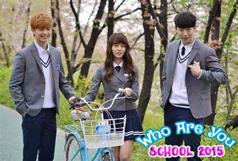 film drama korea who are you school sinopsis who are you school 2015 episode 1 16 tamat