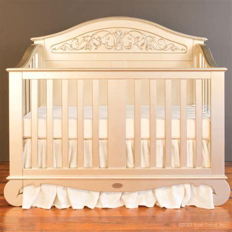 chelsea lifetime crib antique silver
