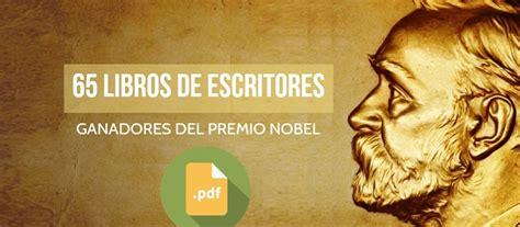 libros de filosofia bachillerato pdf 65 libros de escritores ganadores del nobel en pdf 161 gratis