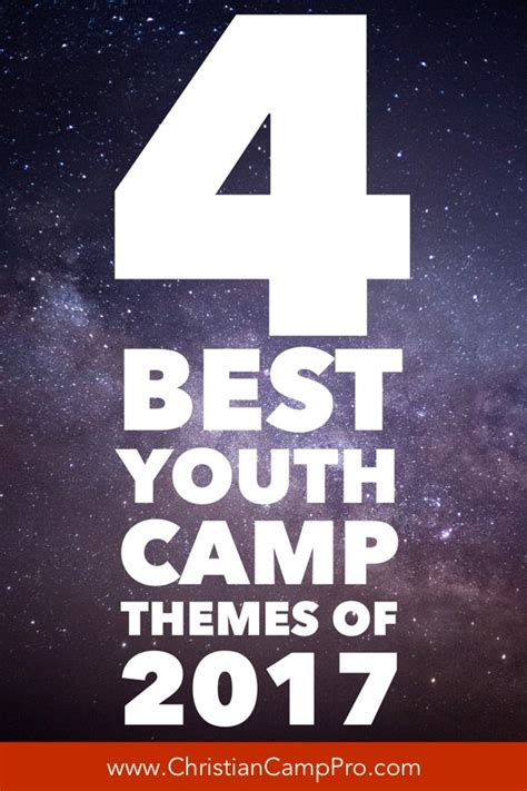 youth camp themes   christian camp pro
