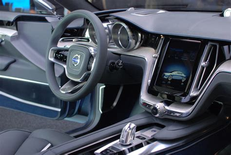 volvo concept coupe 2013 interior volvo concept coup 233 cool hunting