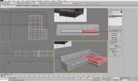 3d max sofa tutorial modelling an interior sofa using 3ds max interior 3d