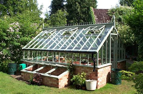 English Style House Plans by Timber Victorian Greenhouse Gallery