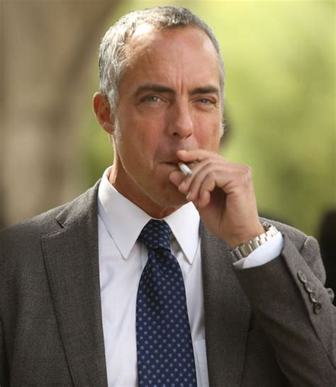 titus welliver as harry bosch hieronymous quot harry quot bosch connelly character profile