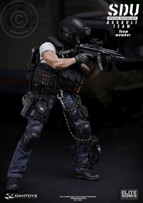 Damtoys Sdu Bacalava www actionfiguren shop sdu hk assault team member buy