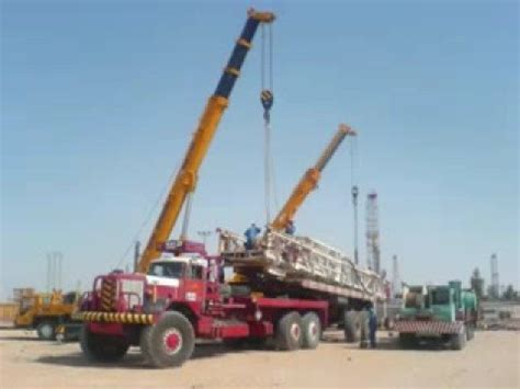 kenworth 953 super oilfield trucks youtube