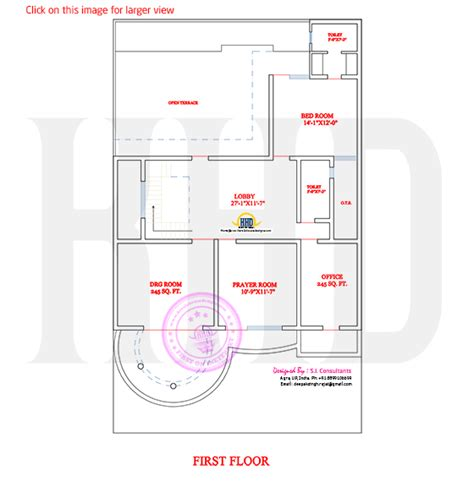 1st floor house plan india stylish indian home design and free floor plan kerala