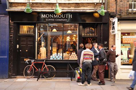 Images related to Monmouth Coffee, London