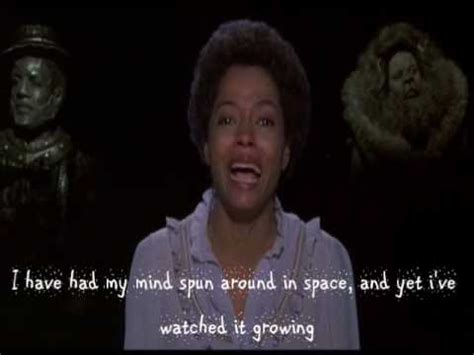 home the wiz lyrics on screen sang by diana ross