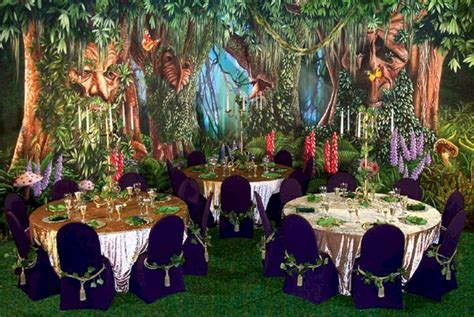 Enchanted Forest Party Theme Ideas ? OOSILE