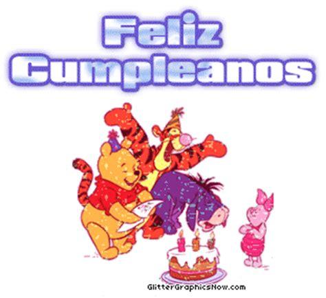 imagenes de feliz cumpleaños winnie pooh para facebook winnie the pooh y sus amigos te desean un feliz cumplea 241 os
