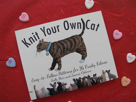 Sally Muir Knit Your Own knit your own cat by sally muir and joanna osborne cat opedia