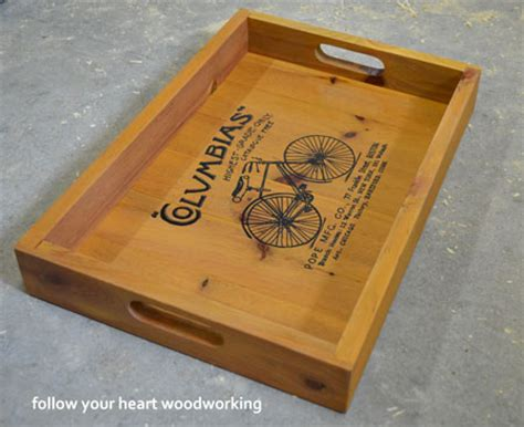 diy serving tray diy serving tray reader featured project the graphics