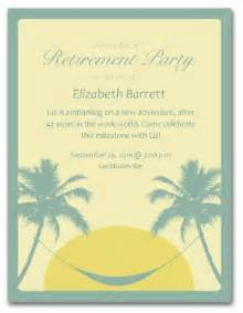 invitation templates retirement dinner http