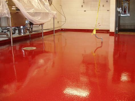 Commercial Floor Coatings   Commercial   Stronghold Floors