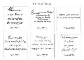 card sentiments birthday card verses card sentiments birthdays card