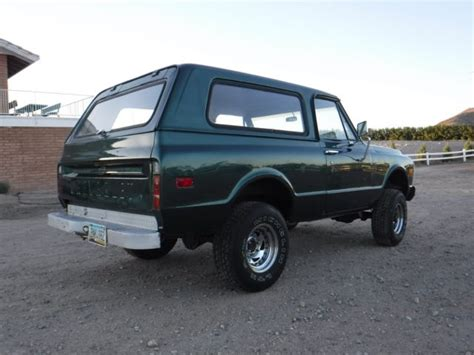 chevy blazer 1968 1972 html autos post