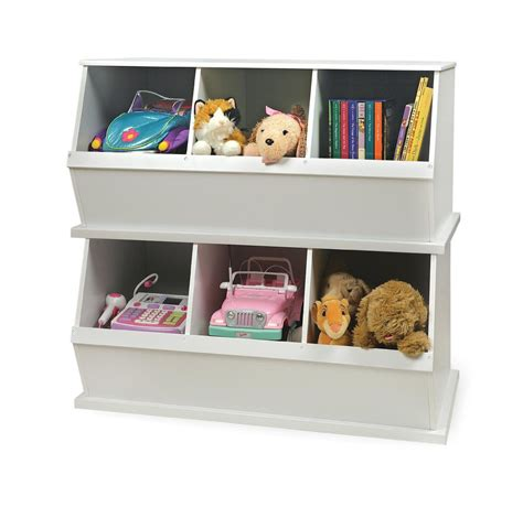 bedroom storage bins three bin stackable storage cubby in white home bedroom