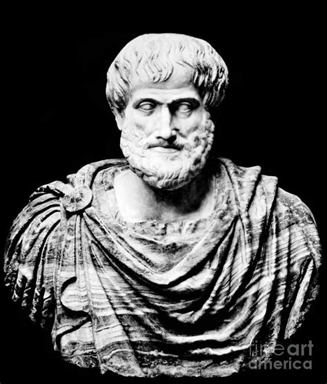 aristotle greek philosopher assignment point aristotle ancient greek philosopher photograph by omikron