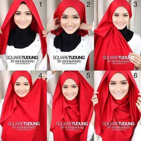 tutorial hijab vasmina simple latest hijab style trends tutorial 2015 2016 with