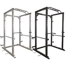 Icarian Squat Rack by Precor Icarian 610 Power Rack Squat Cage Ebay