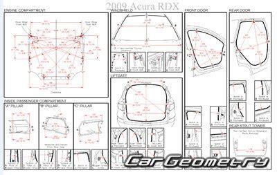 car maintenance manuals 2010 acura rdx free book repair manuals контрольные размеры кузова acura rdx 2007 2010 body repair manual