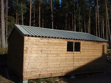 concretetimber shed basefew questions diynot