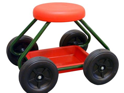 Garden Stool On Wheels by Garden Stool On Wheels Home Design Ideas