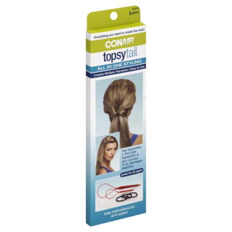 Conair Air Styling Kit by Conair Topsy All In One Styling Kit