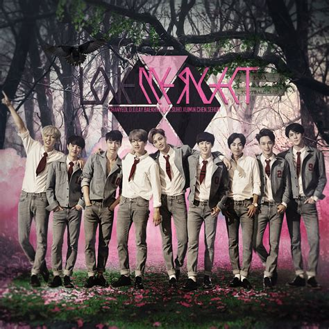 wallpaper exo love me right exo love me right by diyeah9tee4 on deviantart