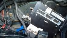 jeep xj 1994 to 1996 how to replace pcm