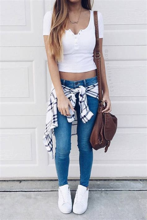 super cute outfits  school  girls  wear  fall mode adidas mode vetement