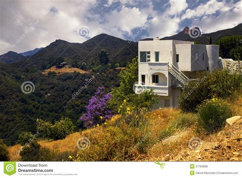 2 Story Modern House Plans modern california dream house in the mountains royalty