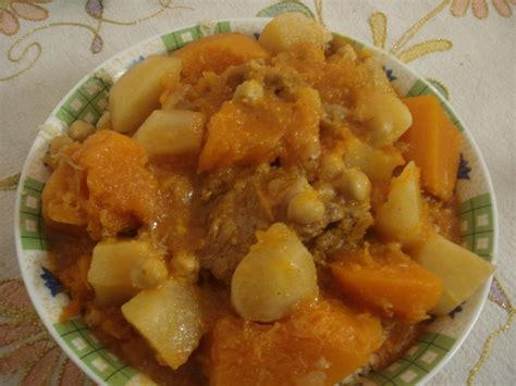 cuisine alg駻ienne couscous couscous au potiron et navet cuisine algerienne bordjienne