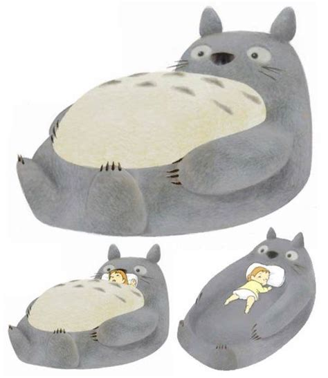 Totoro Sofa Bed by Totoro Bed Thinking Of Bc